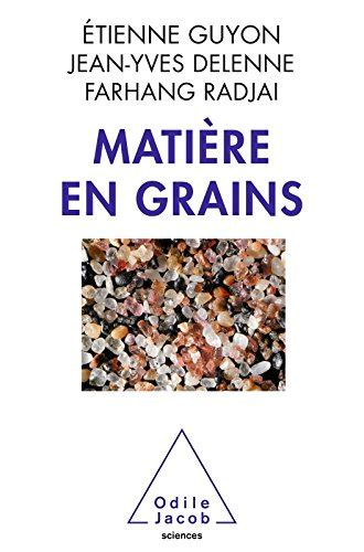 Matiere En Grains Oj Sciences