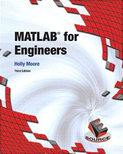Matlab For Engineers 3rd Edition Manual