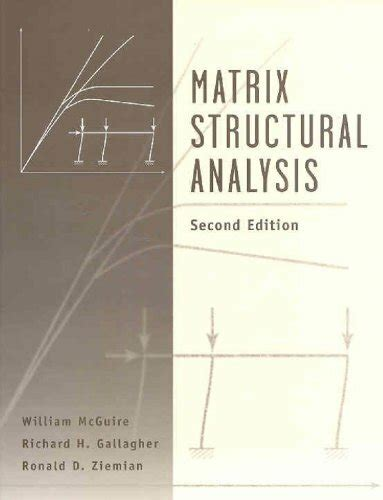 Matrix Structural Analysis Solutions Manual Mcguire