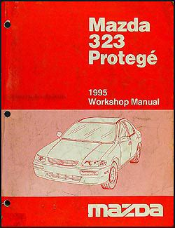 Mazda 323 Repair Manual 1995