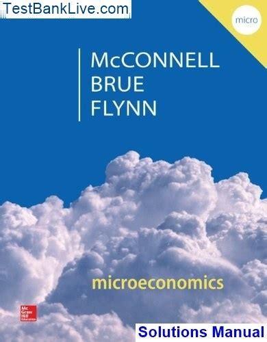 Mcconnell Brief Edition Microeconomics Solution Manual