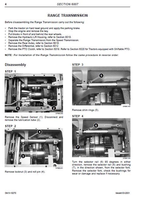 Mccormick Cx 95 Tractor Repair Manual