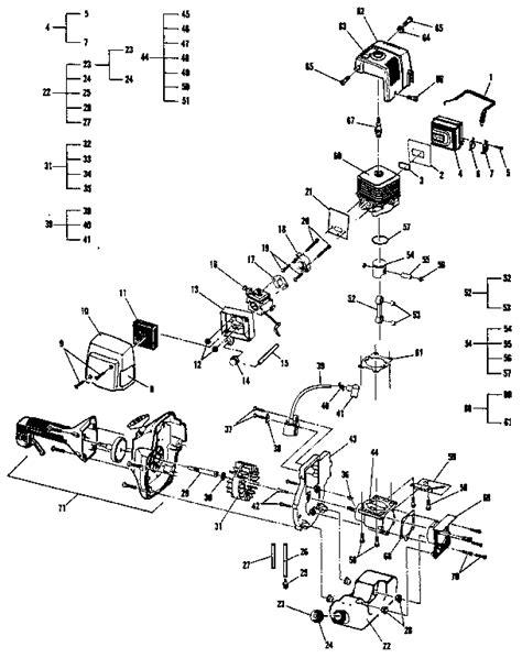 Mcculloch Silver Eagle 32bc Manual
