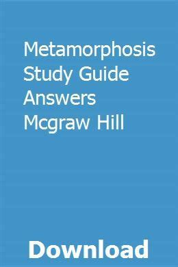 Mcgraw Hill Frankenstein Study Guide Answers