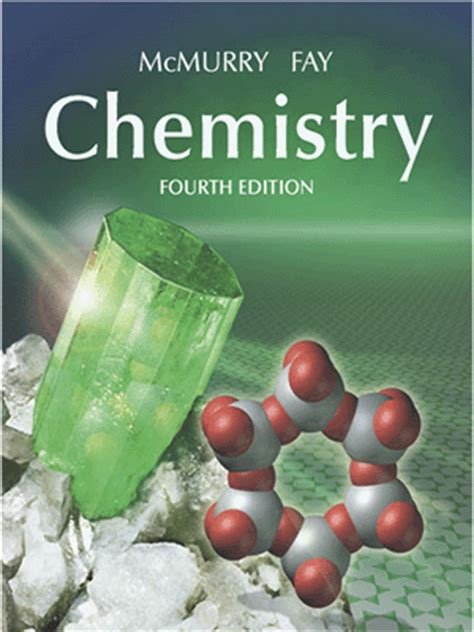 Mcmurry Fay Chemistry 6th Edition Test Answers