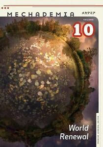 Mechademia 10 World Renewal Mechamedia