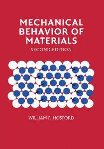 Mechanical Behavior Of Materials Hosford Solution Manual
