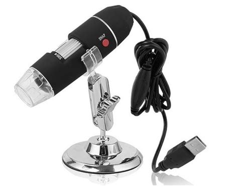 Media Tech Microscope Usb 500 Takes Pictures At 6324x4742ppi Resolution Hq