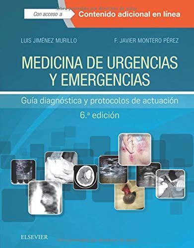 Medicina De Urgencias Y Emergencias 6a Edicion
