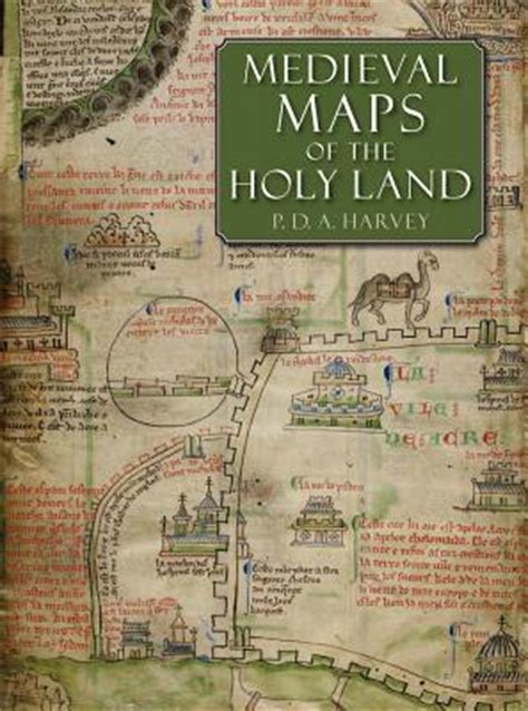 Medieval Maps Of The Holy Land
