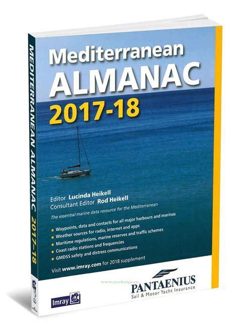 Mediterranean Almanac 2017/18