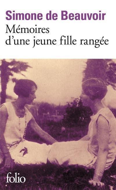 Memoires D Une Jeune Fille Rangee