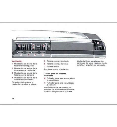 Mercedes Benz 400 Se Operator Manual