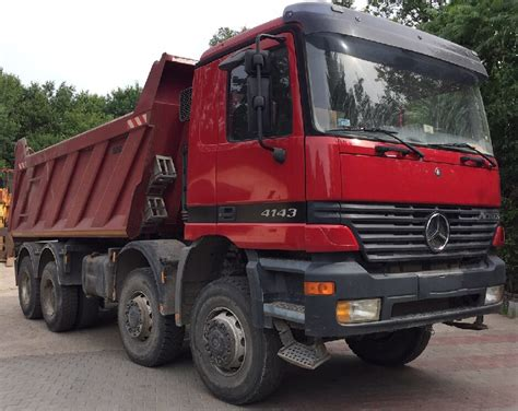 Mercedes Benz Actros Manual Gear Box 4143