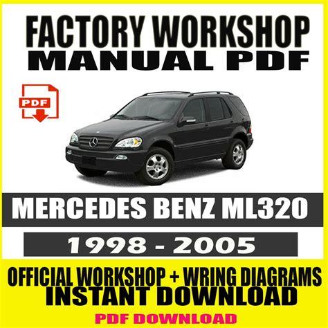 Mercedes Benz Ml Manual