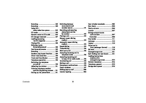 Mercedes C320 User Manual