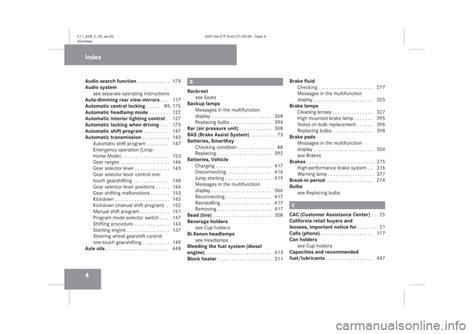 Mercedes E350 User Manual