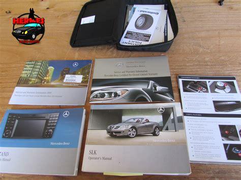 Mercedes Slk 350 Owner Manual