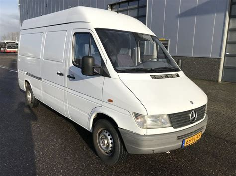 Mercedes Sprinter 310d Manual