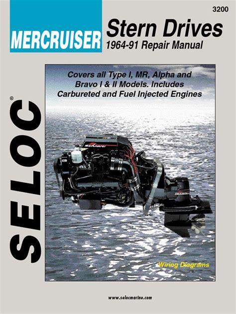 Mercruiser Stern Drive Service Manual