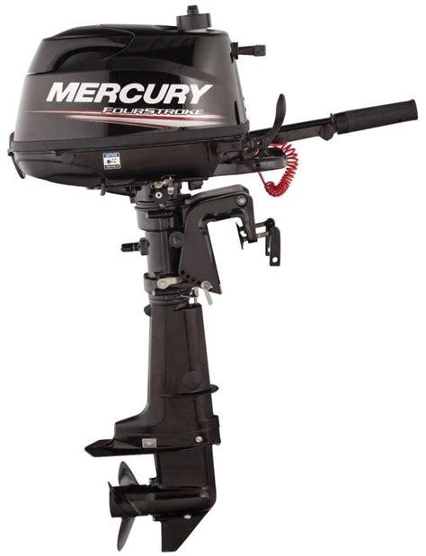 Mercury 6 Hp 4 Stroke Outboard Factory Service Work Shop Manual