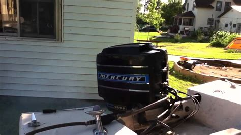 Mercury 650 65 Hp Outboard Manual