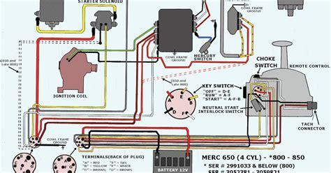 Mercury Control Box Wiring