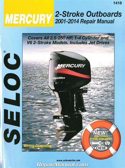 Mercury Mariner Outboard Motor Repair Manual