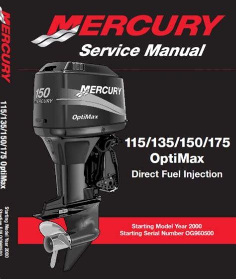 Mercury Optimax Service Manual 2015