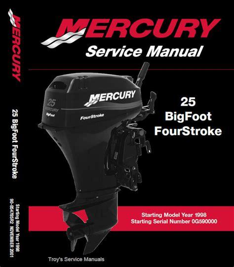Mercury Outboard Manual 2018