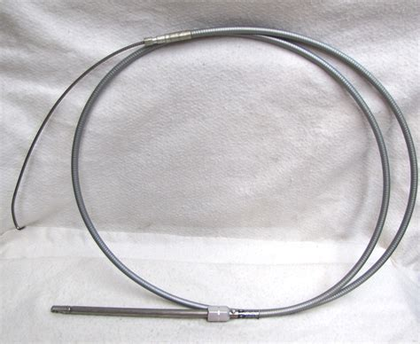 Mercury Ride Guide Steering Cable