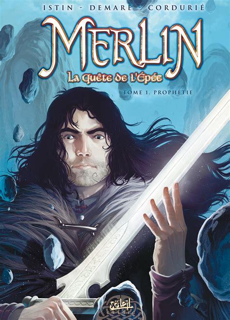 Merlin La Quete De L Epee