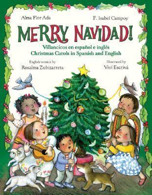 Merry Navidad Villancicos En Espanol E Ingles