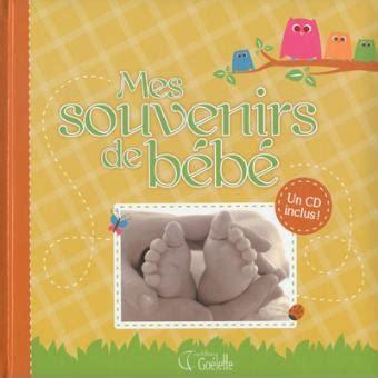 Mes Souvenirs De Bebe Cd Inclus