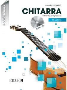 Metodo Progressivo In 28 Lezioni Guitare Cd