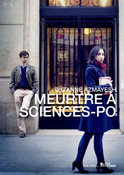 Meurtre A Sciences Po