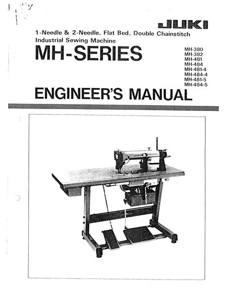 Mh 380 Service Manual