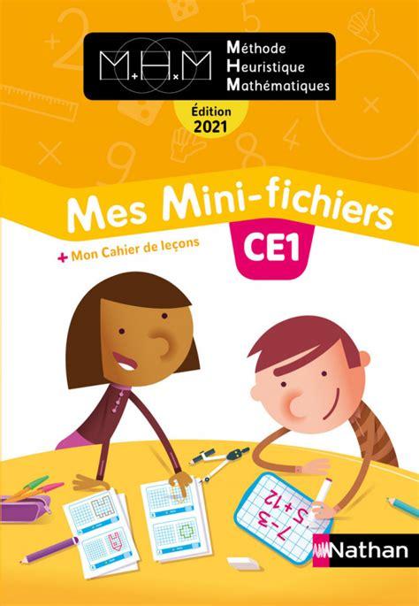 Mhm Mes Mini Fichiers Ce1