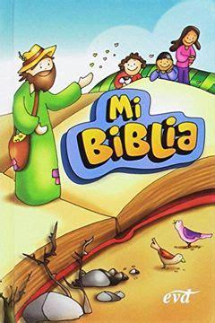 Mi Biblia Ilustrada Infantil Biblias Verbo Divino 9788490732588