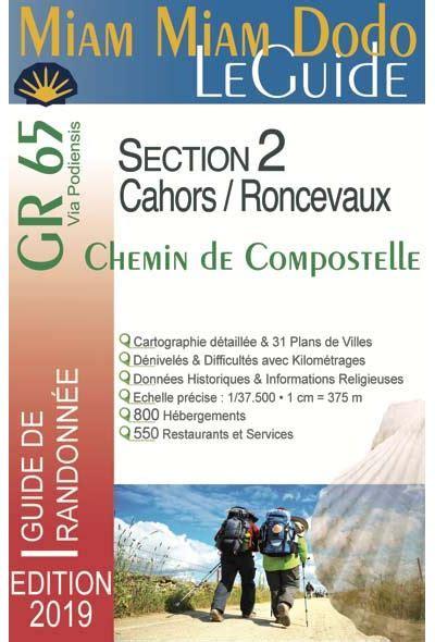 Miam Miam Dodo Gr65 Section 2 Edition 2019 Cahors A Roncevaux