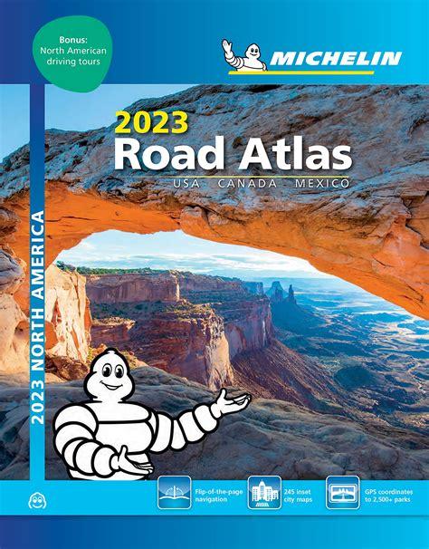 Michelin USA, Canada, Mexico Road Atlas (Michelin North America Road Atlas (Midsize)) by Michelin Travel & Lifestyle (16-Jun-2012) Paperback