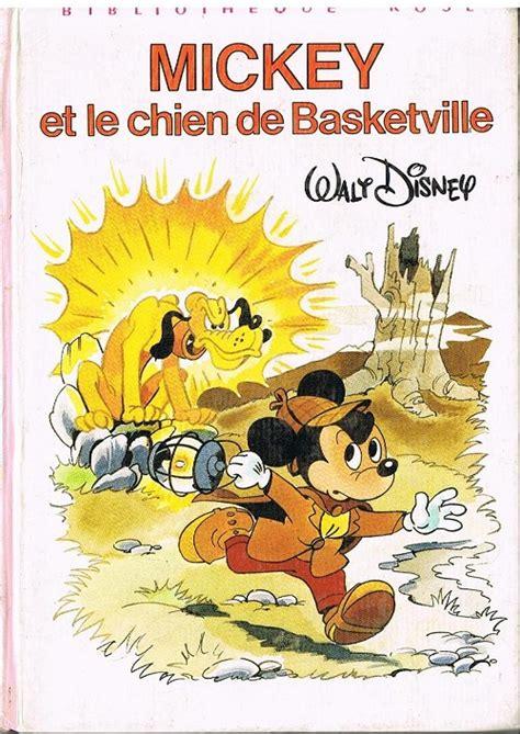 Mickey et le chien de Basketville (Bibliothèque rose)