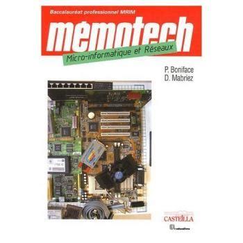 Micro Informatique Et Reseaux Bac Pro Mrim