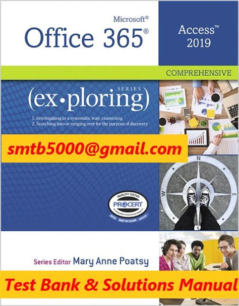 Microsoft Office Access 2017 Comprehensive Manual