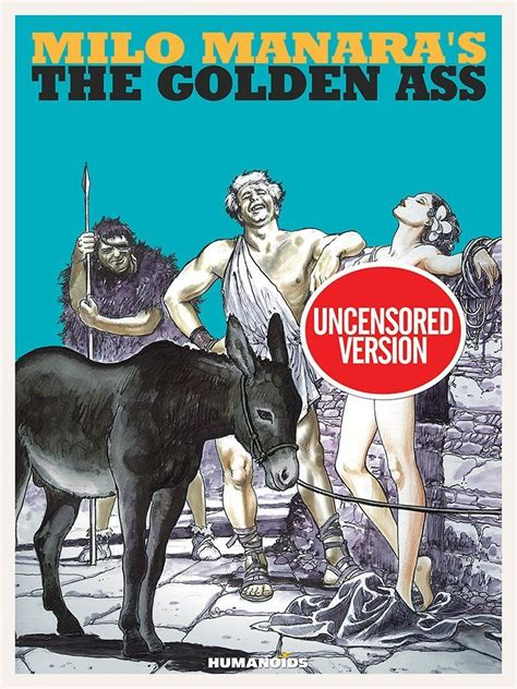 Milo Manara S The Golden Ass French Edition