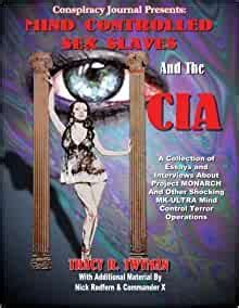 Mind Controlled Sex Slaves And The Cia By Tracy R Twymann 2008 07 04