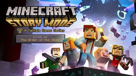 Minecraft Story Mode Episode 1-8