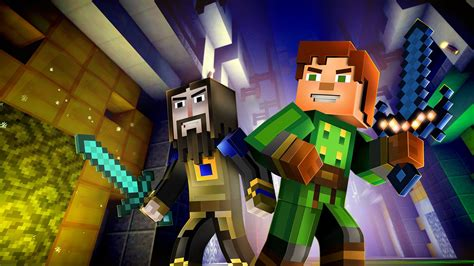 Minecraft Story Mode Season Two Episode 1-5