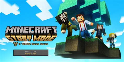 Minecraft: Story Mode Episode 5 — Order Up!