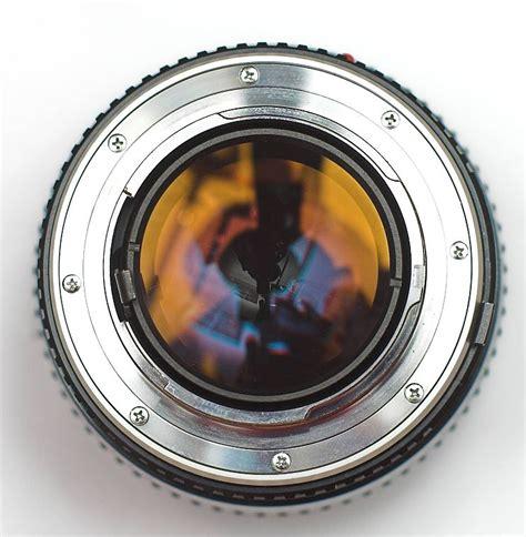 Minolta Manual Lens Mount